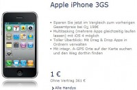 iPhone 3GS bei o2 My Handy