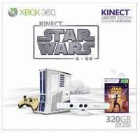 Xbox 360 limited Star Wars Edition Bundle