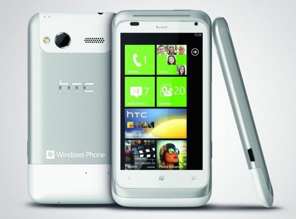 HTC Radar weiß