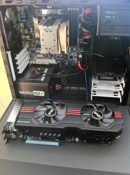 Asus EAH6950 Radeon HD 6950