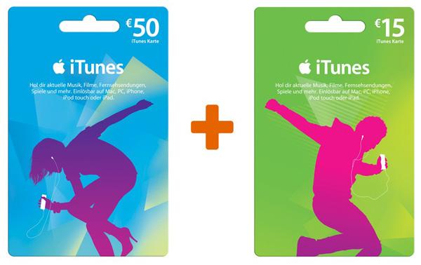 Gravis iTunes Karten Angebot