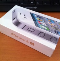 iPhone 4S weiß
