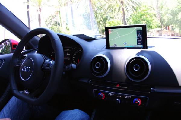 Audi A3 MMI Navigation