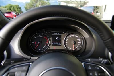 Audi A3 Tacho