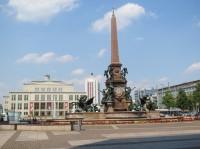 IXUS 510 HS Beispielbild: Leipzig Augustusplatz (2)