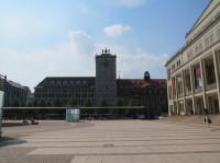 IXUS 510 HS Beispielbild: Leipzig Augustusplatz
