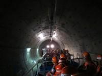 IXUS 510 HS Beispielbild: Leipzig Citytunnel
