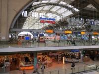 IXUS 510 HS Beispielbild: Leipzig Hauptbahnhof