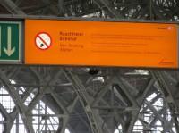 IXUS 510 HS Beispielbild: Leipzig Hauptbahnhof - 12-fach Zoom