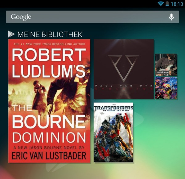 Transformers: Dark of the Moon auf dem Nexus 7