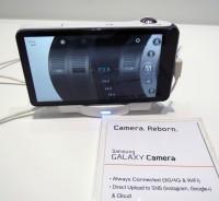 Galaxy Camera Einstellungen