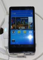 Galaxy Camera Touchscreen