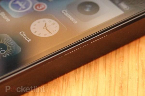 iPhone 5 Abnutzungen