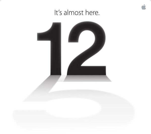 iPhone 5 Keynote