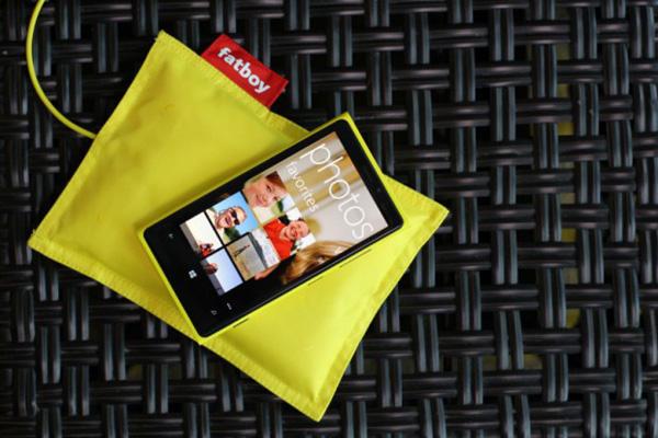 Nokia Lumia drahtlos aufladen