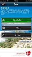 VisitDenmark App: Quiz