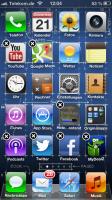 Hide Apps: Platzhalter löschen