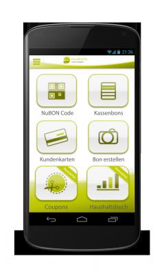 NuBON App