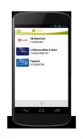 NuBON: Gespeicherte Kundenkarten