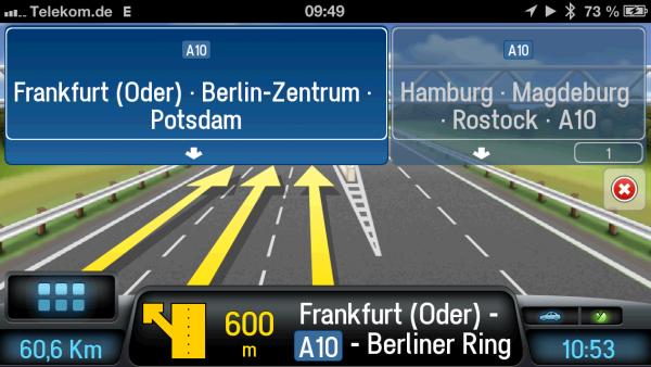 CoPilot iOS App