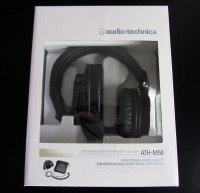 Audio-Technica ATH-M50 in Verpackung