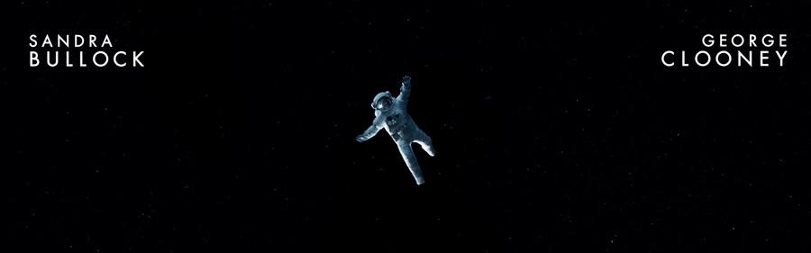 Gravity Filmposter