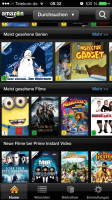 Amazon Instant Video iPhone App