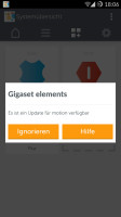 Gigaset elements Update