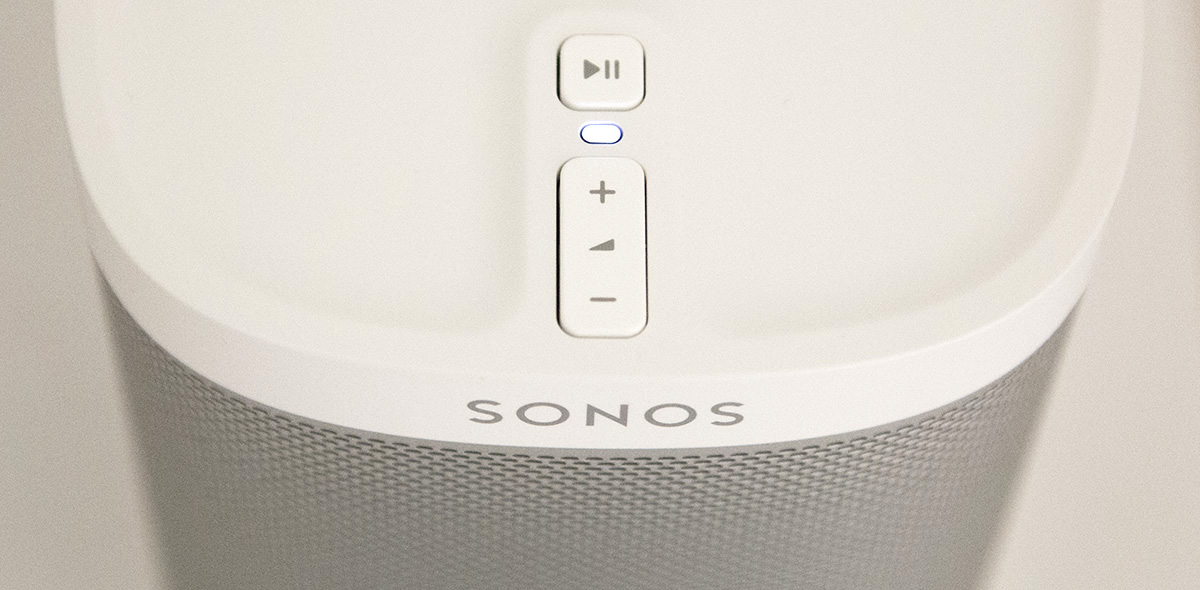 Sonos Play 1 Badezimmer. Trendy Sonos Play White With Sonos Play 1 ...