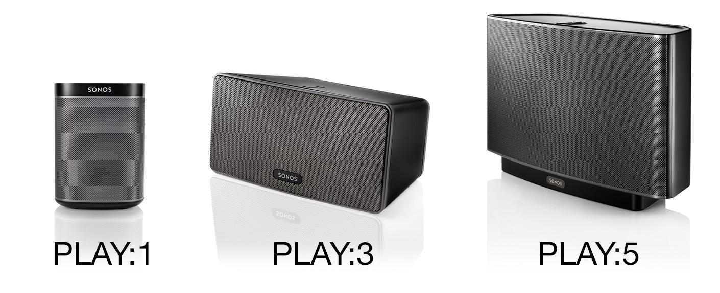 Sonos Play Lautsprecher