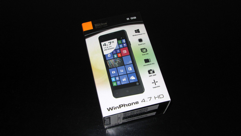 TrekStor WinPhone 4.7 HD